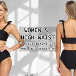 10 Best Women's High Waisted Two Piece Swimsuit