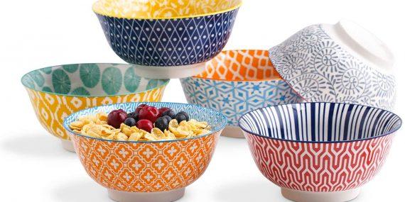 Porcelain Bowls Set